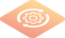 Simplified Integration Icon
