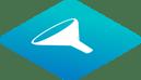 data orchestration icon
