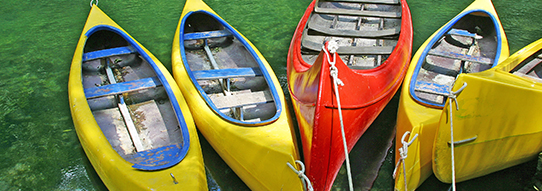 The Kayak and the Connected Product