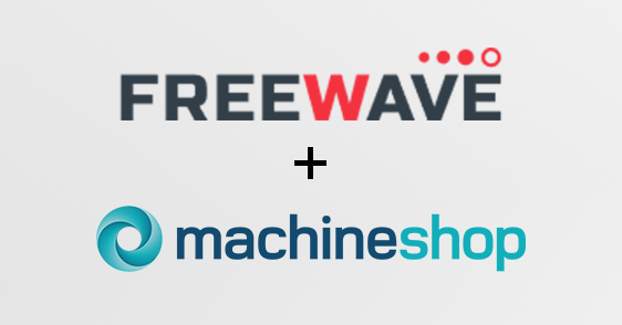 Freewave and MachineShop Joint AWS IoT Greengrass Solution-1